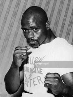 """Boxer Rubin 'Hurricane' Carter dies at 76 ESPN.COM Rubin """"Hurricane"""" Carter, the boxer whose wrongful murder conviction became an international symbol of racial injustice, has died at Karate, Bob Dylan, Rubin Carter, Rubin Hurricane Carter, Ufc, Thai Boxe, Boxing History, Tyler Durden, Boxing Champions"""
