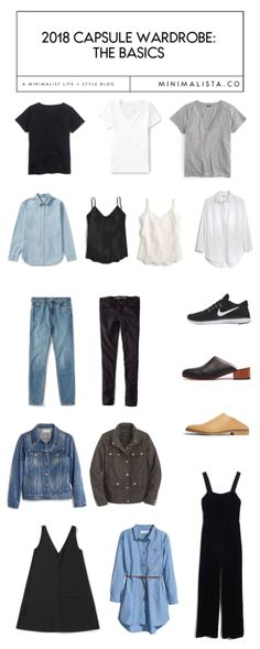2018 Year Round Capsule Wardrobe Basics - Minimalista Spring cleaning is well underway, so I wanted to share what all is currently in my closet. I am working on an updated post in which I give you the complete breakdown of how I organize my closet, but I… Capsule Wardrobe Casual, Minimal Wardrobe, Wardrobe Basics, New Wardrobe, Summer Wardrobe, Capsule Wardrobe Essentials, Minimalist Wardrobe Essentials, Closet Basics, Capsule Outfits
