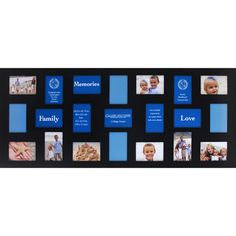 meijer picture frames Wedding Gift:Malden Home Profiles Puzzle Collage Picture Frame ...