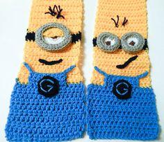 Crochet Pattern Science Scarf neck warmer by WistfullyWoolen