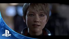 Detroit: Become Human - 預告片(非官方中文字幕)