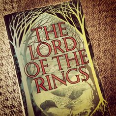 Lord of the rings via @_treepig_