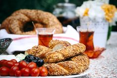 Simit - THE Turkish breakfast bread