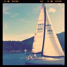 Hk sailing - @okoo