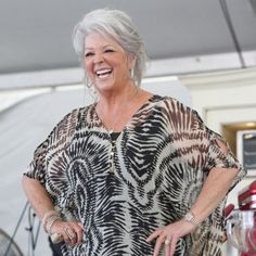 Check out how Paula Deen got into shape and improved her health.