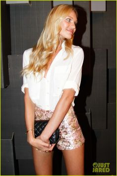 Goddess Candice Swanepoel, LOVE this outfit