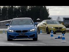 BMW M3 and M4 Launch