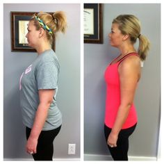 The Solution's STAR CLIENT OF THE MONTH!!! :) Callie has lost almost 15lbs on our Wellness Program! We are so proud of her! :)