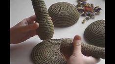 Плетение из сосновых иголок