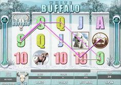 Ищи деньги в прериях автомата White Buffalo - http://777avtomatydengi.com/ishhi-dengi-v-preriyah-avtomata-white-buffalo
