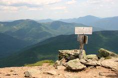 Vue sommet, Lafayette, New Hampshire, juin 2014 New Hampshire, Lafayette, Mountains, Nature, Travel, June, Naturaleza, Voyage, Trips