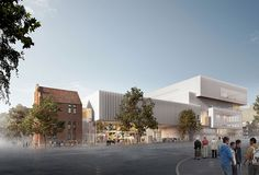 HASSELL | Projects - New Museum for Western Australia