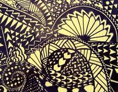 Island Swagger #pattern #polynesia