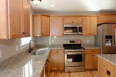 Westbrook, Maine Chase Custom Homes & Finance New Construction Kitchen