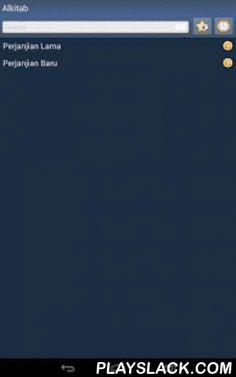Indonesian Holy Bible  Android App - playslack.com , Alkitab -[Terjemahan Baru Indonesia]Memilih buku Alkitab dalam bahasa Indonesia:Perjanjian Lama - Old TestamentGn [1] KejadianEx [2] KeluaranLv [3] ImamatNm [4] BilanganDt [5] UlanganJs [6] YosuaJg* [7] Hakim-hakimRt [8] Rut1Sm [9] 1 Samuel2Sm [10] 2 Samuel1Kn [11] 1 Raja-raja2Kn [12] 2 Raja-raja1Ch [13] 1 Tawarikh2Ch [14] 2 TawarikhEz [15] EzraNh [16] NehemiaEs [17] EsterJb [18] AYUBPs [19] MAZMURPr [20] AMSALEc [21] PENGKHOTBAHSn [22]…