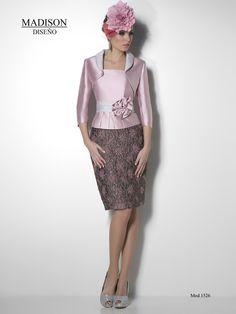 Deslumbra con este modelo de la colección 2015 en tu próximo evento! #vestidos #bodas #madrinas #shortdresses #promdresses #outfits