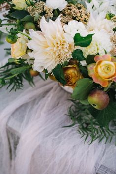 Beautiful Blooms | Rachel and Roy's Wedding at Rancho Valencia by Amorology