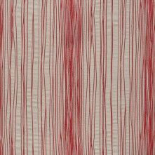 Cherry Stripes Linear Polyester
