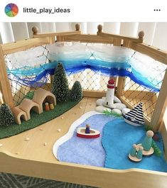 Set of 6 Foundations of Play LARGE size Oblong Play Mats - felt Playscapes- open ended toy forest fairy woodland imagination pretend Home Learning, Learning Through Play, Felt Play Mat, Play Mats, Recycled Gifts, Recycled Products, Arts And Crafts For Adults, Small World Play, Nature Table