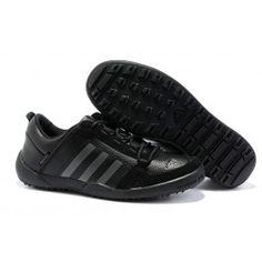 save off 7894b 4efbb Købe Adidas Daroga Two Læder Sort Sølv Herre Skobutik   Nyeste Adidas Daroga  Two Mesh Skobutik   Adidas Skobutik Til Salg   denmarksko.com