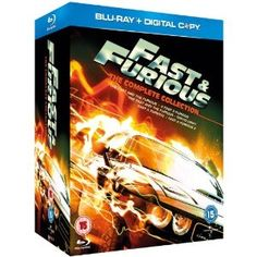 Amazon.com: Fast & Furious 1-5 Box Set Collection [Blu-ray] [REGION FREE VERSION] (Includes: The Fast And The Furious / 2 Fast 2 Furious / The Fast And The Furious - Tokyo Drift / Fast & Furious / Fast & Furious 5): Vin Diesel, Paul Walker, Dwayne Johnson, Jordana Brewster: Movies & TV