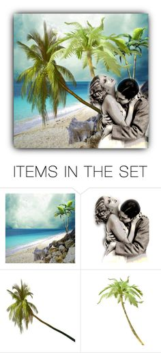 """""""Honeymoon..."""" by marvy1 ❤ liked on Polyvore featuring art"""