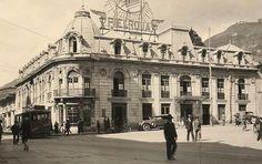 Hotel regina a finales de los 30