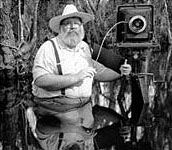 Clyde Butcher - Everglades photographer and quite the dude.
