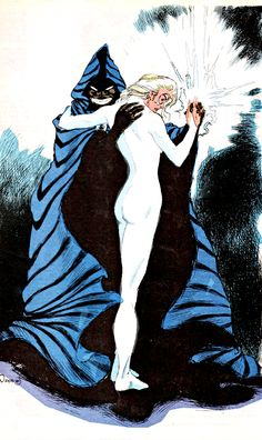 Cloak & Dagger by Charles Vess
