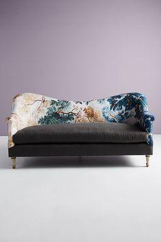Pied-A-Terre Sofa, Valerie – Furniture Makeover Hanging Furniture, Ikea Furniture, Furniture For You, Unique Furniture, Furniture Makeover, Bedroom Furniture, Furniture Design, Furniture Websites, Furniture Market