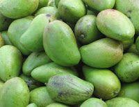 Wereld-Recepten: Surinaamse hete chutney sambal van groene mango