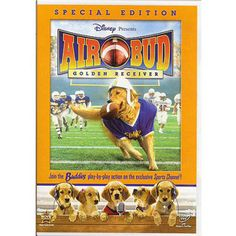 Air Bud: Golden Receiver (Special Edition) (With Sport Whistle Necklace) (Widescreen)