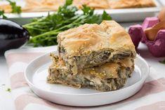 8 συνταγές με μελιτζάνες εποχής στα καλύτερά τους - madameginger.com Spanakopita, Feta, Summer Time, Dishes, Cooking, Ethnic Recipes, Food Food, Greek, House