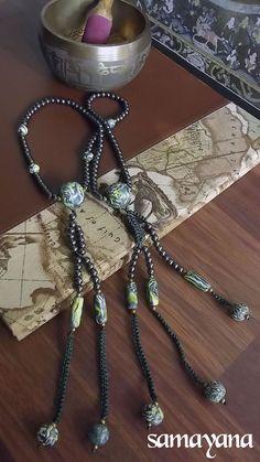 Juzu Nenju 108 accounts. Juzu beads. Hematite. by Samayana on Etsy, $37.70