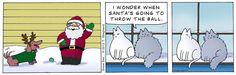 Snow Sez Comic Strip, December 22, 2015 on GoComics.com