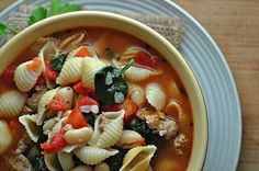 10 Healthy Soup Recipes from Around the Web | Greatist