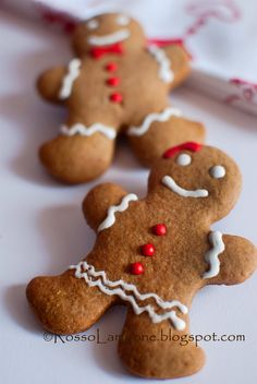 rossolampone: GINGERBREAD