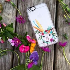 Designed by Bari J. Designs. A Stylish Case That Truly Reflects You! - Casetify iPhone Case designed specifically for your new iPhone ONLY. Unlike other iPhone phone cases, you won't have the hassle o