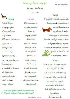 Toddler Activities, Kids Learning, Science, Journal, Education, Children, Blog, Speech Language Therapy, Polish