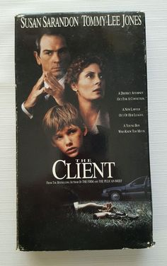 The Client (VHS, 1994) in DVDs & Movies, VHS Tapes | eBay