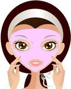 Pink Champagne Hangover Facial Mask