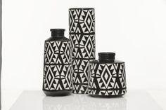 Aztec ceramic vase collection | Super A-Mart My Christmas Wish List, Christmas Time, Ceramic Vase, New Furniture, Soft Furnishings, Decorative Accessories, Contemporary Design, Aztec, Ceramics
