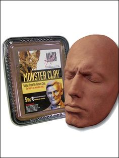 Monster Clay® Premium Grade Modeling Clay is a re-useable sulfur free, professional oil based sculpting medium. We sell this on Ebay and our website at a price you can't beat!  See the video of this amazing clay at: http://www.youtube.com/watch?v=QPCIYwJPP_k