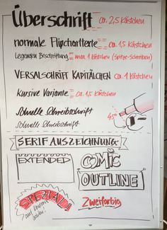 "Photo protocol ""Workshop Sketchnoting and Visualization"" HfT Stuttgart ›B . Formation Management, Train The Trainer, Workshop, Bullet Journal Art, Sketch Notes, Classroom Language, Graphic Design Print, Good Notes, Design Thinking"