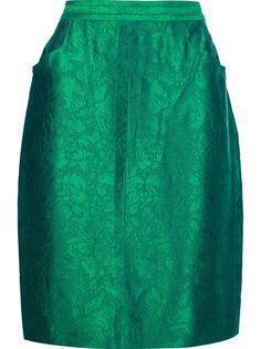 Yves Saint Laurent Vintage - A line skirt 1