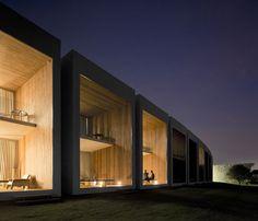 Hotel Fasano Boa Vista por Isay Weinfeld en Porto Feliz, Brasil