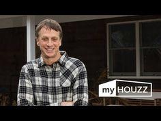 DIY Kitchen: My Houzz: Tony Hawk's Surprise Renovation Skateboard, North Carolina Homes, Tony Hawk, Houzz, Diy Kitchen, Kitchen Remodel, Mid-century Modern, Home Improvement, New Homes