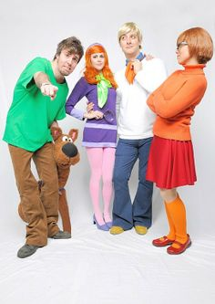Looking forward to planning costumes and solving mysteries at CON this year!