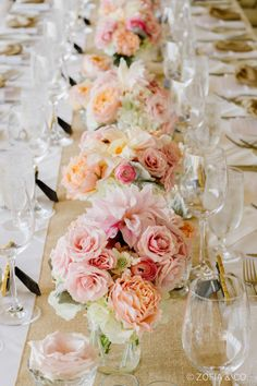 Deering Estate Wedding Inspiration: Nantucket Wedding from Soiree Floral + Zofia & Co Floral Centerpieces, Wedding Centerpieces, Wedding Table, Rustic Wedding, Our Wedding, Dream Wedding, Wedding Decorations, Centrepieces, Wedding Reception