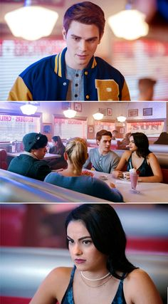"#Riverdale #1x08 ""The Outsiders"" - Stills"